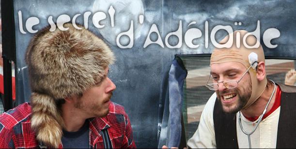 Le secret d'Adélaïde