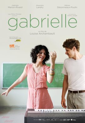 Gabrielle Marion-Rivard et Alexandre Landry