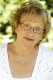 L'auteure de romans historiques Pauline Gill