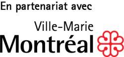 Logo Ville-Marie - En partenariat - couleurs