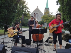 Christine Tassan et son Trio jazz manouche