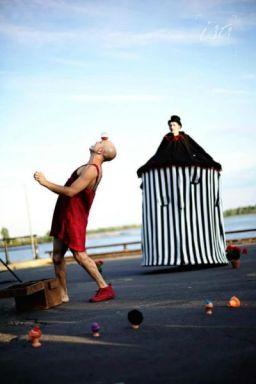 Mobile Home | L'étrange cirque de Monsieur Edgar