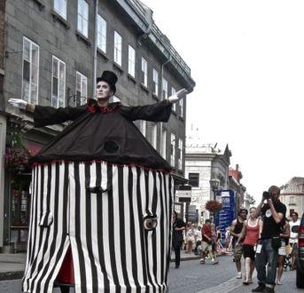 Mobile Home   L'étrange cirque de Monsieur Edgar