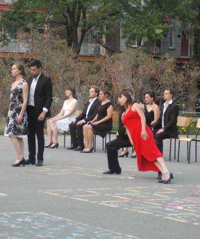 Jocelyne Montpetit danse | Des fleurs pour Pina