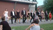 Jocelyne Montpetit danse   Des fleurs pour Pina