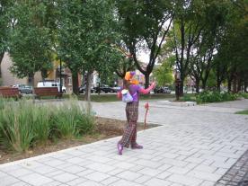 L'Écomusée du fier monde célèbre la rue Ontario au parc Médéric-Martin