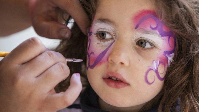 Maquillage pour les petits